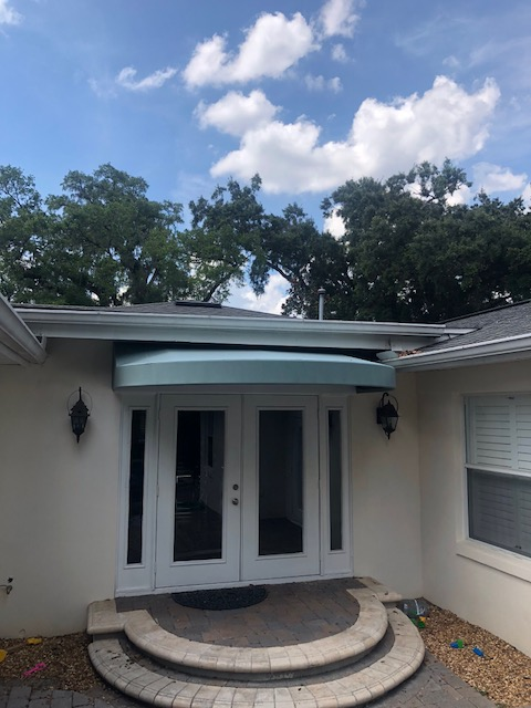 Residential Entrance Awnings and Covers
