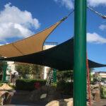 Shade Sails at Oviedo Park