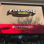Firehouse Subs awning