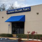 Sherwin Williams Paints Lean-to