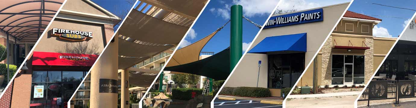 Commercial Metal and Fabric Structures