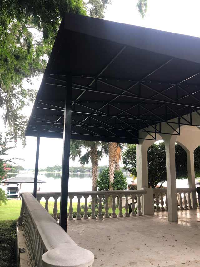 Custom Porch Extension