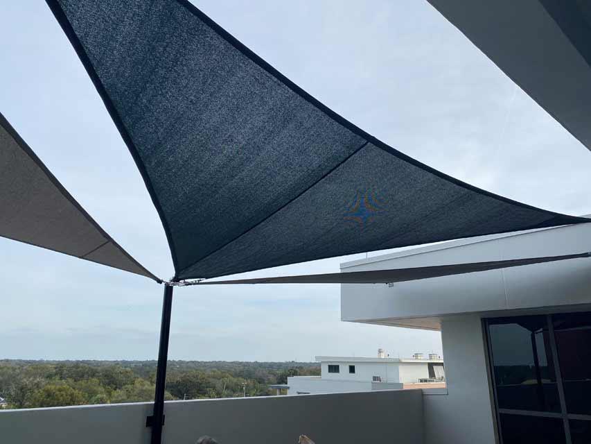 Rooftop Shade Sail